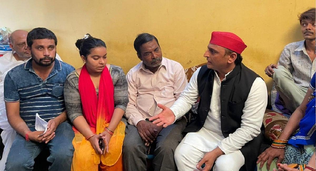 Manish Gupta Kanpur Case: 'कानपुर पहुंचे अखिलेश यादव,मायावती ने की सीबीआइ जांच की मांग',योगी पर विपक्ष का हमला