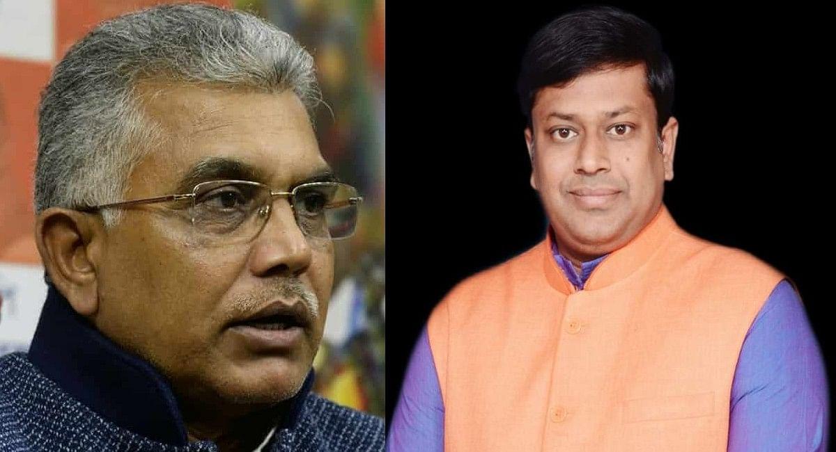 दिलीप घोष राष्ट्रीय उपाध्यक्ष बनाये गये, बंगाल बीजेपी की कमान सुकांत मजुमदार को