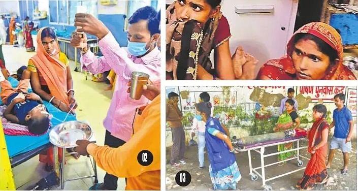 पटना के हर अस्पताल में वायरल फीवर के मरीजों की भीड़, कम हो रहा पारासिटामॉल का असर