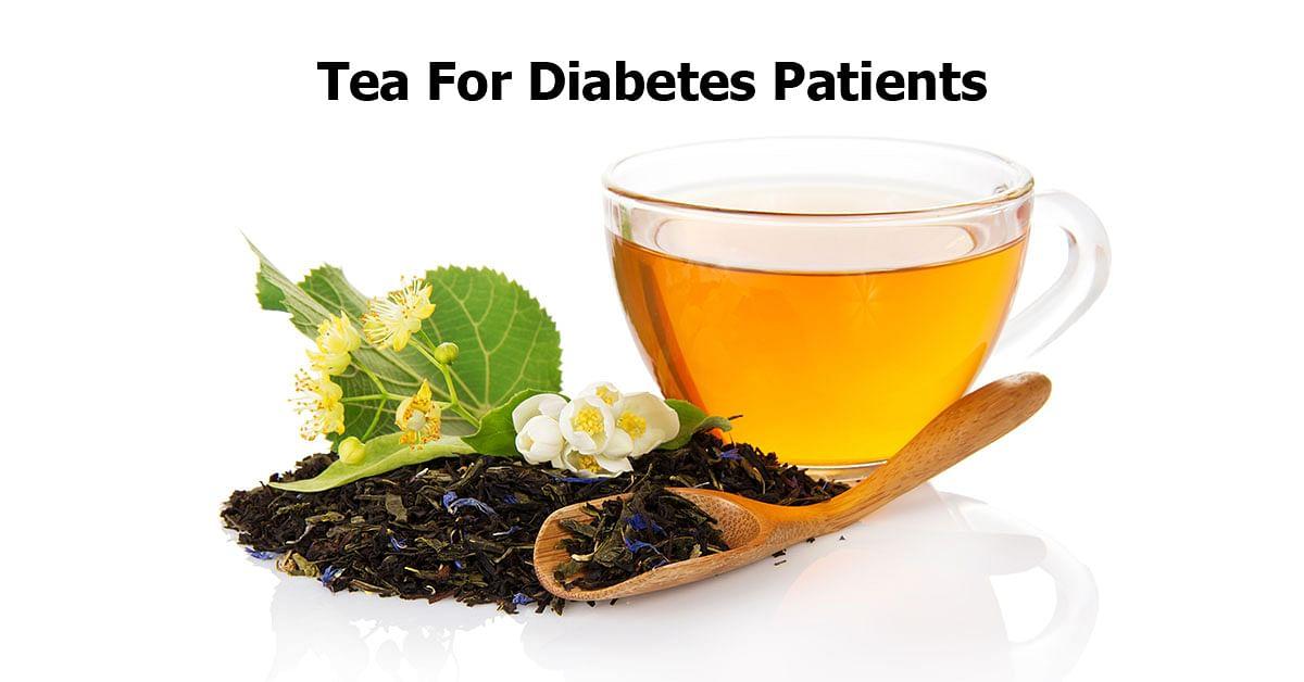 Tea For Diabetes Patients