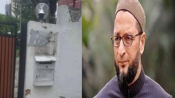 Delhi News: असदुद्दीन ओवैसी के दिल्ली आवास में तोड़फोड़, हिंदू सेना के 5 सदस्य हिरासत में