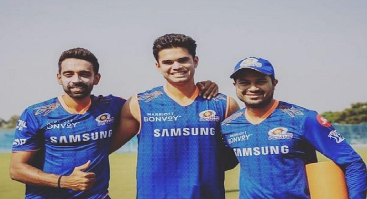 IPL 2021 : सचिन के बेटे अर्जुन तेंदुलकर आईपीएल से बाहर, मुंबई ने इस खिलाड़ी को किया टीम में शामिल