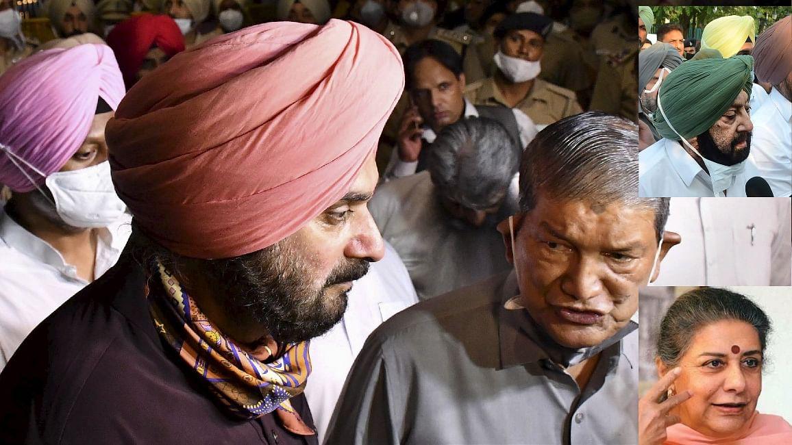 पंजाब कांग्रेस संकट लाइव : आज 11 बजे शपथ लेंगे पंजाब के नये सीएम चरणजीत सिंह चन्नी
