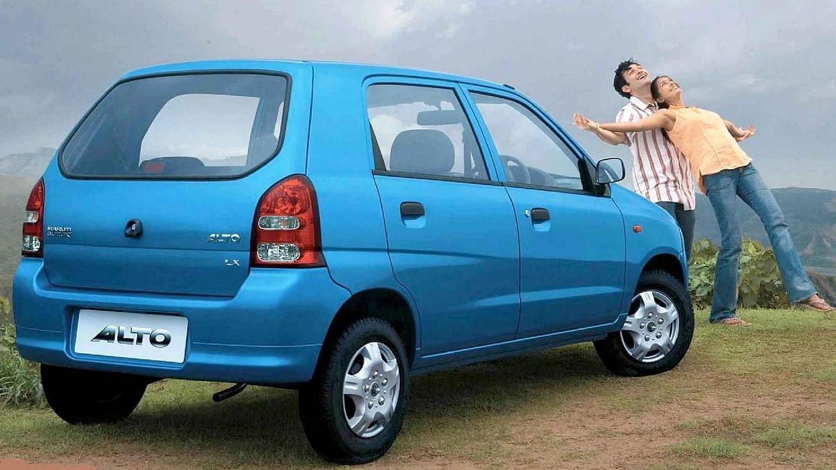 Maruti Alto 800 बिना डाउनपेमेंट घर ले जाएं, 90 हजार की पड़ेगी कार, वारंटी के साथ पाएं मनी बैक गारंटी