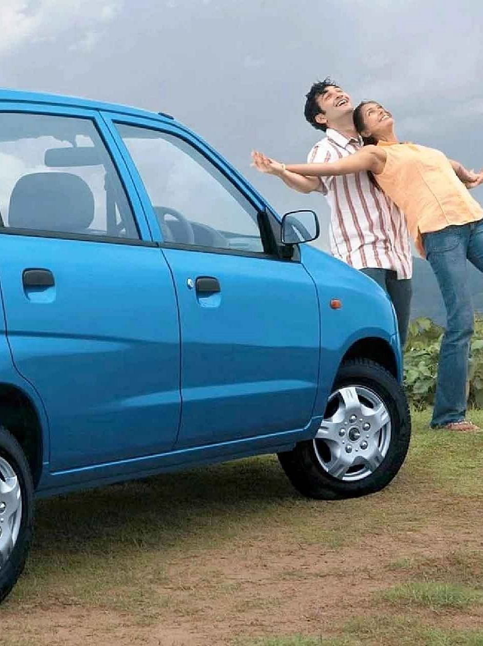 alto 800 second hand price offer