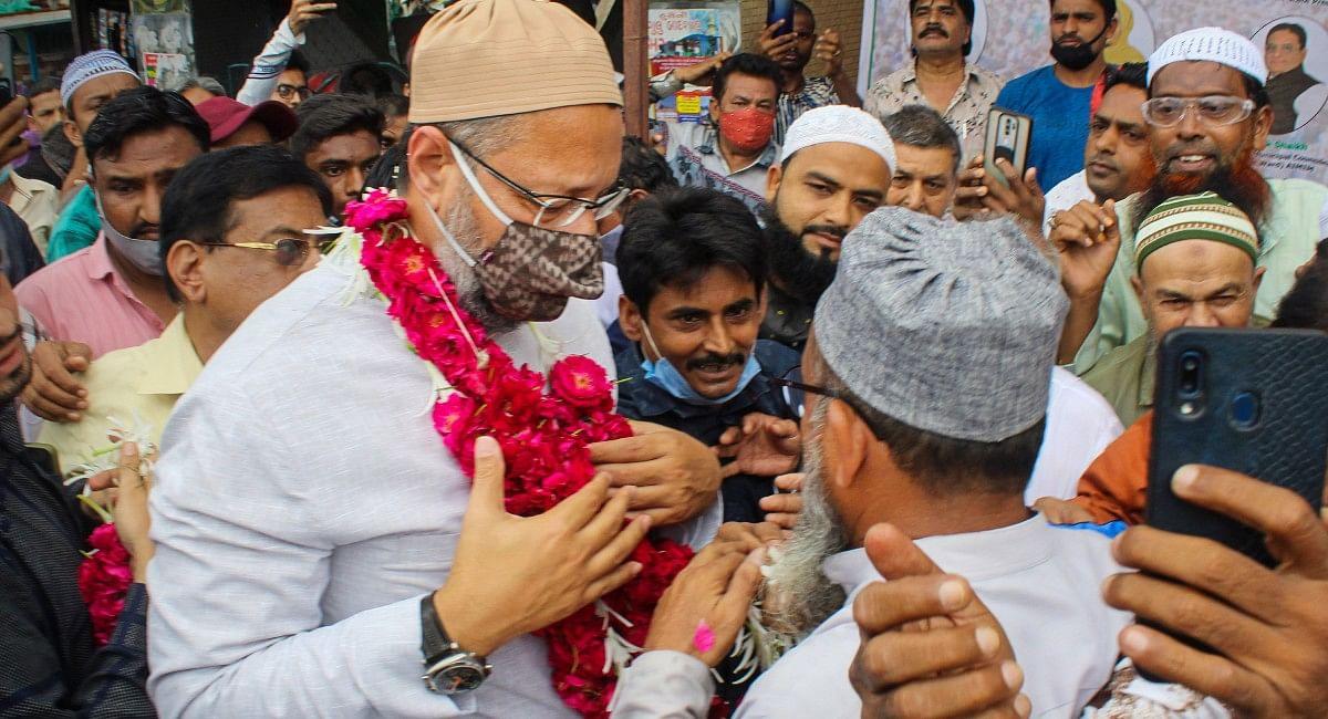 UP Election 2022 : क्या मुस्लिम करेंगे एआईएमआईएम पर भरोसा ? असदुद्दीन ओवैसी के लिये कैसी है यूपी की डगर