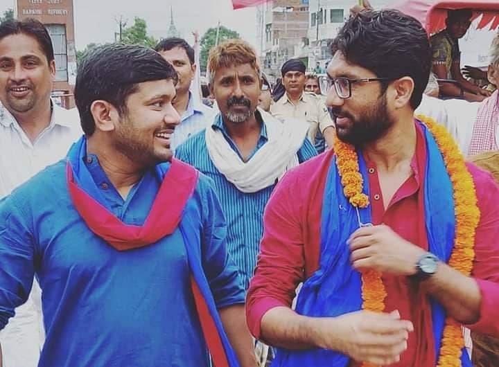 भक्त चरण के साथ बिहार आ रहे कन्हैया, हार्दिक  व जिग्नेश, प्रदेश कांग्रेस ने की स्वागत की जोरदार तैयारी