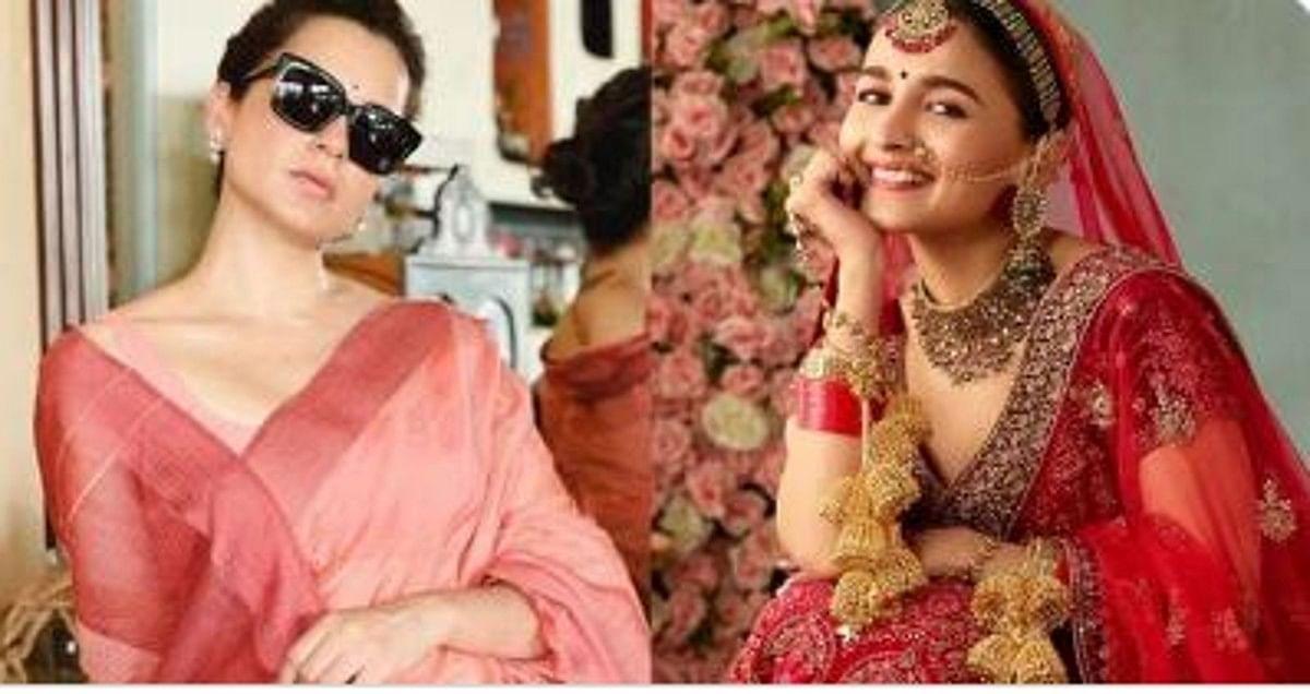 Alia Bhatt के 'कन्यादान' ऐड पर भड़कीं कंगना रनोट, कहा- बंद करो हिंदू धर्म का अपमान