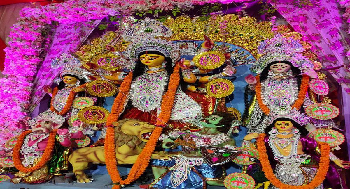 झारखंड में दुर्गापूजा को लेकर आयी गाइडलाइन, पंडाल में शर्तों के साथ एंट्री, दूसरी बार नहीं लगेगा मेला