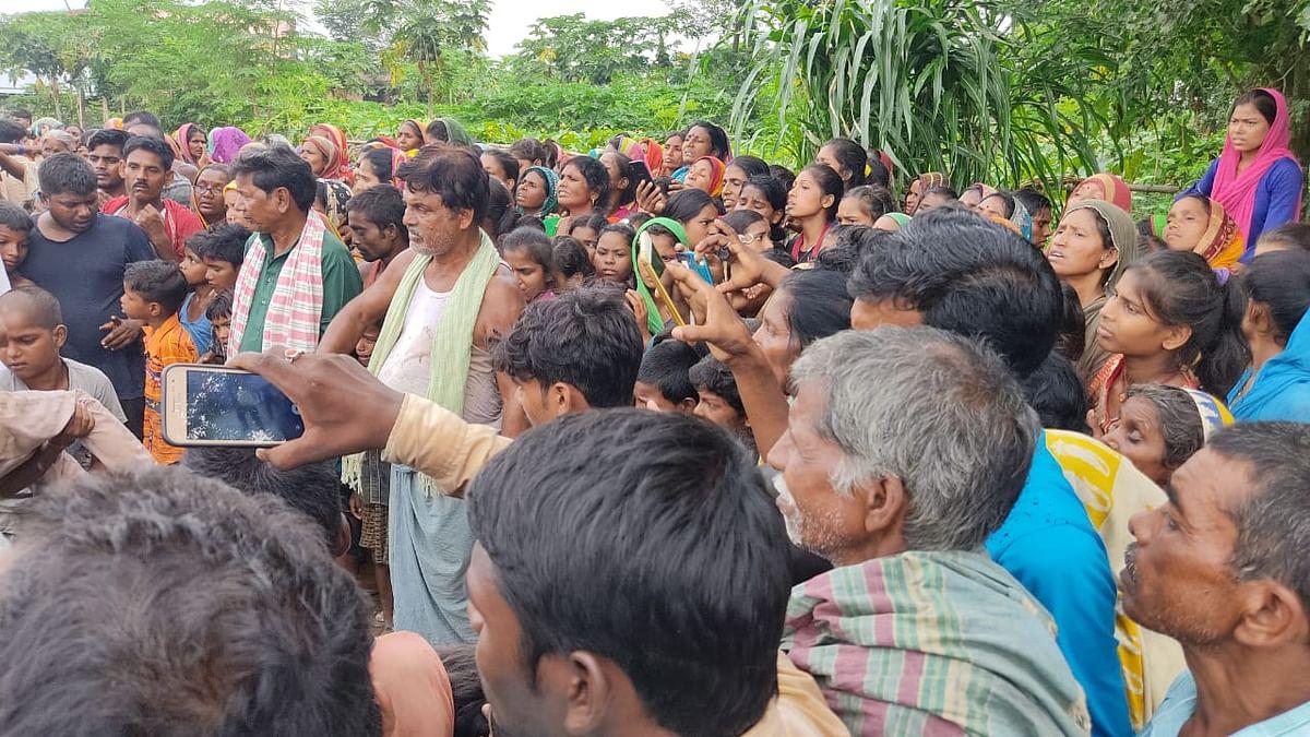 मधेपुरा में दर्दनाक हादसाः डूबने से सात की मौत, झाड़ी का कुश लाने गए थे बच्चे