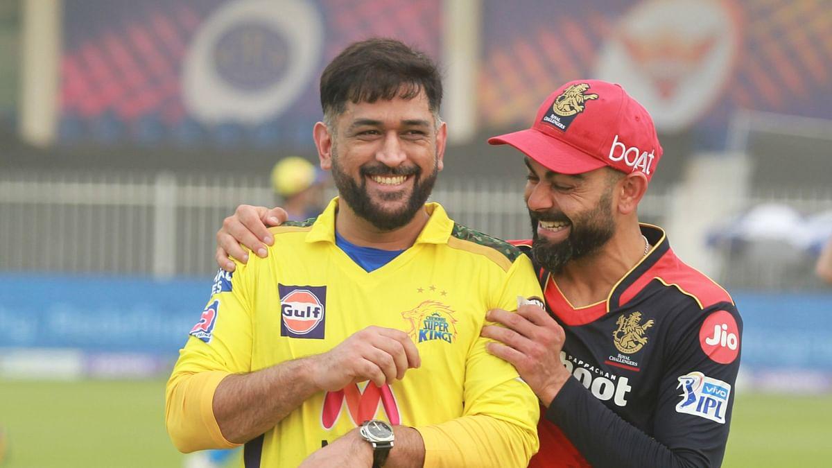 IPL 2021: KKR की हार के बाद शाहरुख खान ने दी विराट कोहली और धोनी को वार्निंग! कह दी बड़ी बात