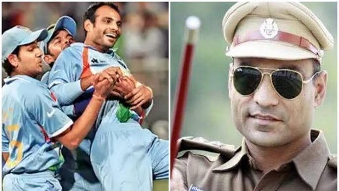 भारत को चार गेंदों में वर्ल्ड चैंपियन बनाने वाले जोगिंदर शर्मा अब हैं पुलिस अधिकारी, ICC भी करता है सलाम