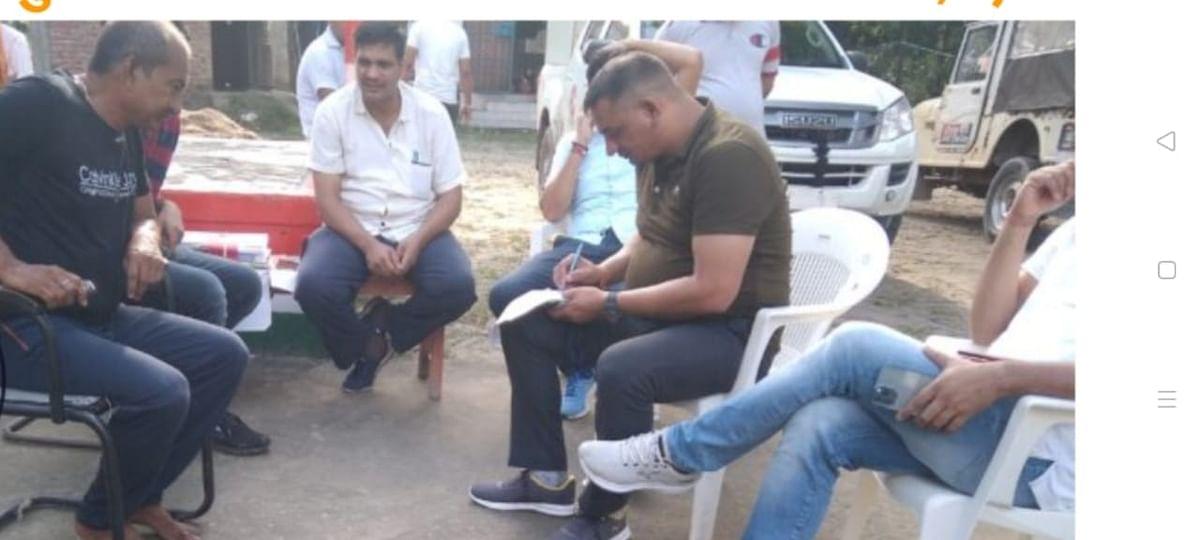 बिहार में बैठकर हरियाणा के लोगों को लगाता था करोड़ों का चूना, पुलिस छापेमारी के बाद साइबर फ्रॉड का खुलासा