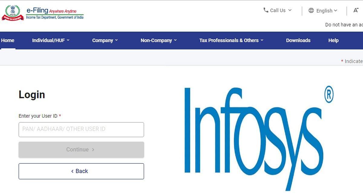 Income Tax पोर्टल पर यूजर्स को हो रही दिक्कत, चार्टर्ड अकाउंटेंट्स की मदद से काम कर रहा Infosys