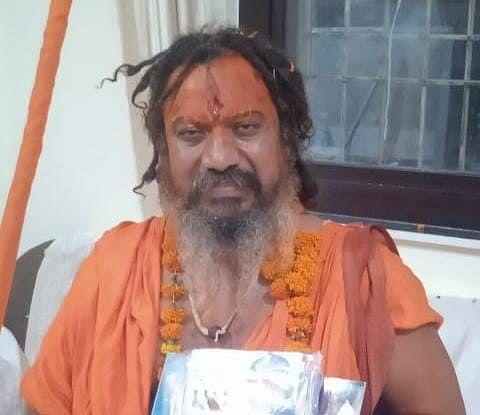 UP: जल समाधि की चेतावनी देने वाले संत परमहंस दास हाउस अरेस्ट, अयोध्या में आश्रम के बाहर पुलिस की तैनाती