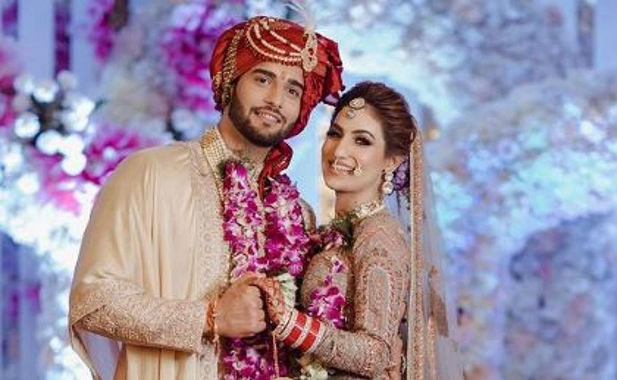 'Yeh Hai Mohabbatein' के रोहन ने गर्लफ्रेंड सुहानी चौधरी से रचाई शादी, Lockdown में हुआ था प्यार