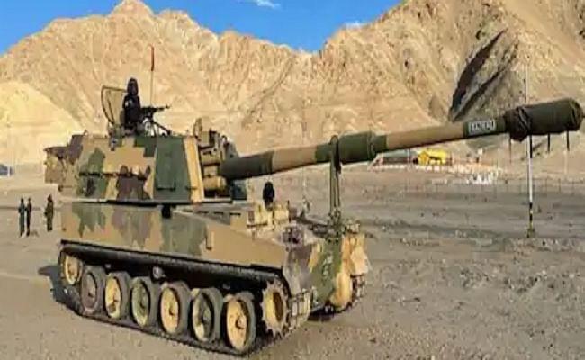 अब दुश्मनों के छूटेंगे छक्के, चीन से सटी वास्तविक नियंत्रण रेखा पर भारत ने तैनात की K-9 वज्र तोपें