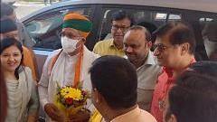 UP Election 2022: खास मुद्दों पर राजनीति करती हैं प्रियंका, बरेली में बोले केंद्रीय मंत्री अर्जुन राम मेघवाल