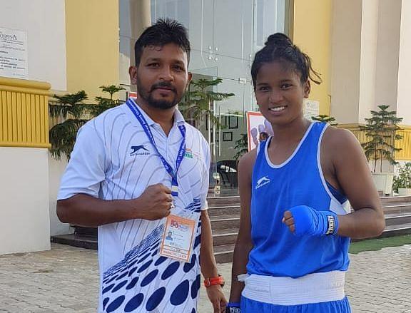सीनियर नेशनल बॉक्सिंग : झारखंड के लिए पदक पक्का करने वाली नेहा तंतुबाई को कितना जानते हैं आप