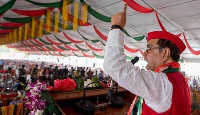 UP Election 2022: मुलायम सिंह के करीबी पर अखिलेश यादव को भरोसा, किरणमय को सौंपी अहम जिम्मेदारी