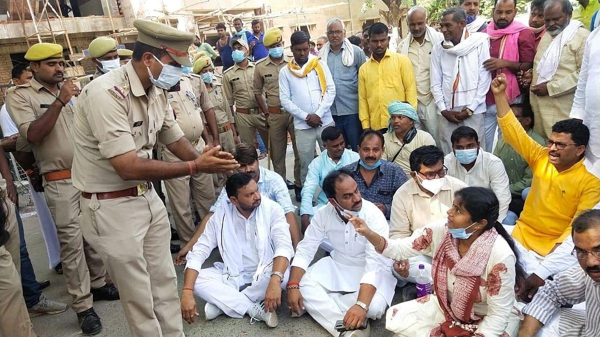 Varanasi News: अपना दल की अधिकार यात्रा पर रोक, पल्लवी पटेल ने कहा- विचारधारा को दबाने का किया जा रहा प्रयास