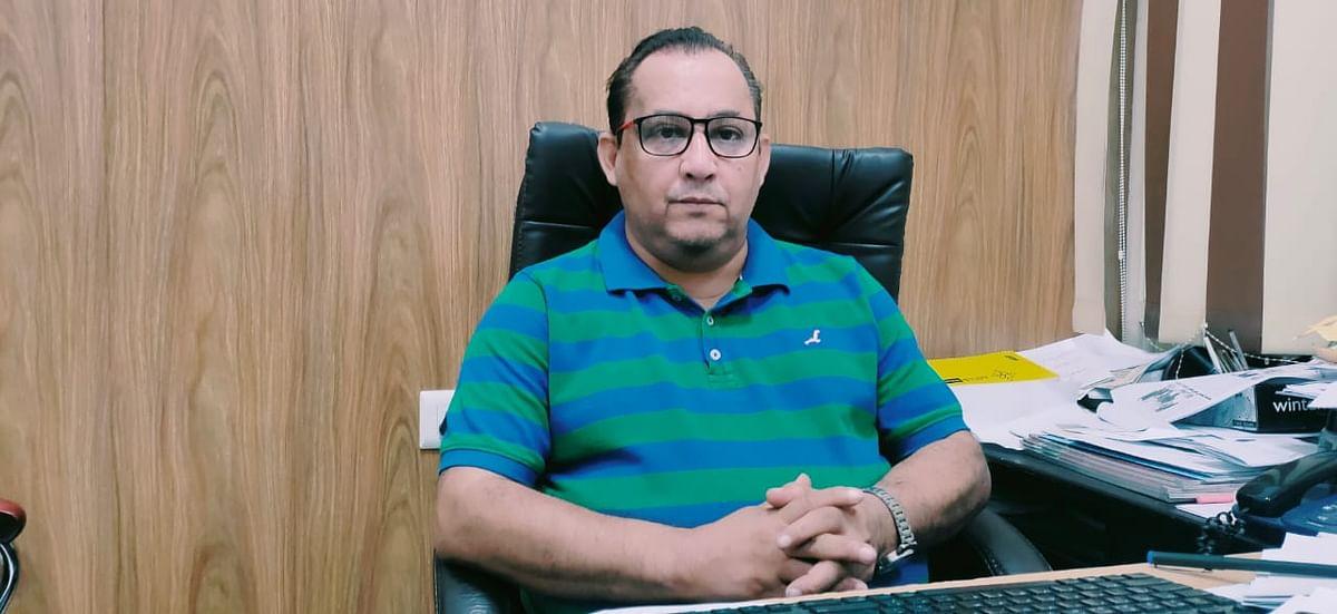 एएमयू के जन सम्पर्क अधिकारी उमर पीरजादा