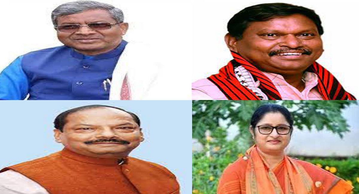 BJP की नई कार्यकारिणी में झारखंड के 3 पूर्व CM शामिल, केंद्रीय मंत्री अन्नपूर्णा देवी बनी विशेष आमंत्रित सदस्य