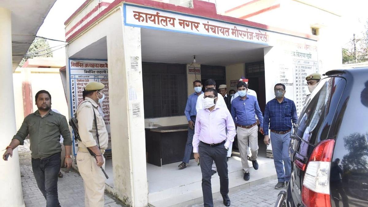 Bareilly News: ईओ मीरगंज पर गिरी गाज, डीएम ने रिकॉर्ड न दिखाने पर दी एडवर्स इंट्री