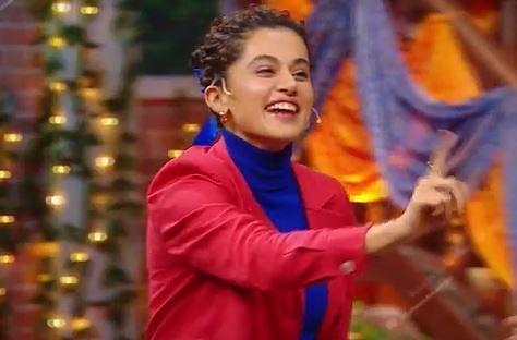 The Kapil Sharma Show से तापसी पन्नू काटेगी अर्चना पूरन सिंह का पत्ता? कपिल शर्मा ने कही ये बात, VIDEO