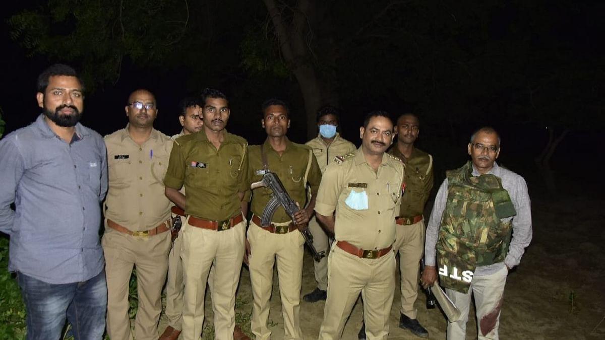 लखनऊ में शॉर्प शूटर अली शेर उर्फ डॉक्टर एनकाउंटर में ढेर, बीजेपी नेता जीतराम मुंडा की हत्या का था आरोपी