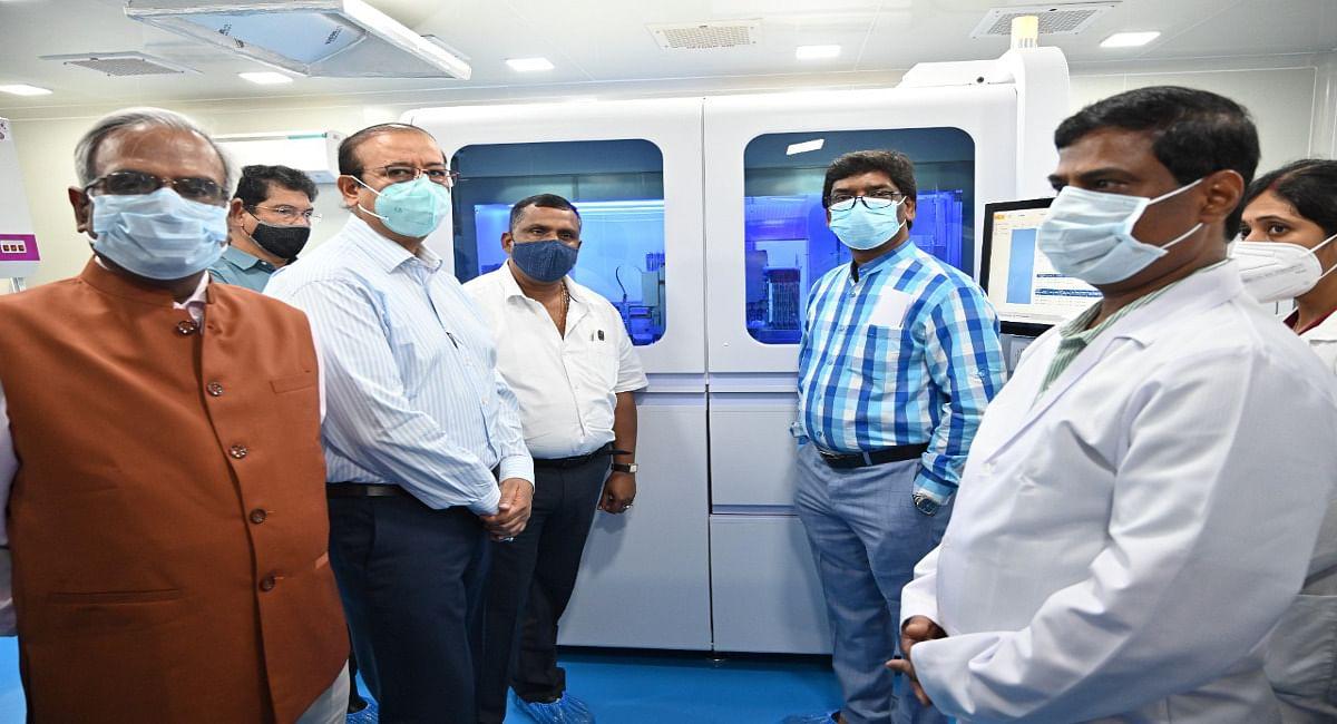 Jharkhand News: थर्ड वेब को लेकर झारखंड सरकार सजग, स्वास्थ्य सेवाओं से जुड़ी 50 करोड़ की योजनाओं की शुरुआत