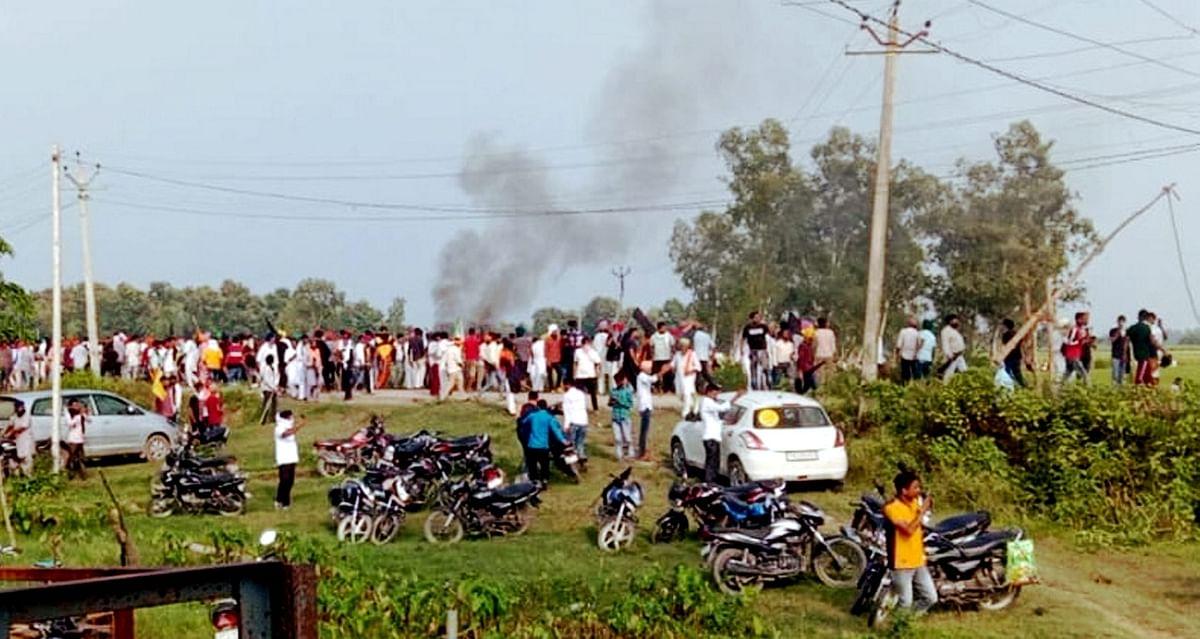 लखीमपुर TIMELINE: करीब 24 घंटे बाद सरकार और किसान यूनियन में समझौता, दोषियों को नहीं बख्शने का ऐलान