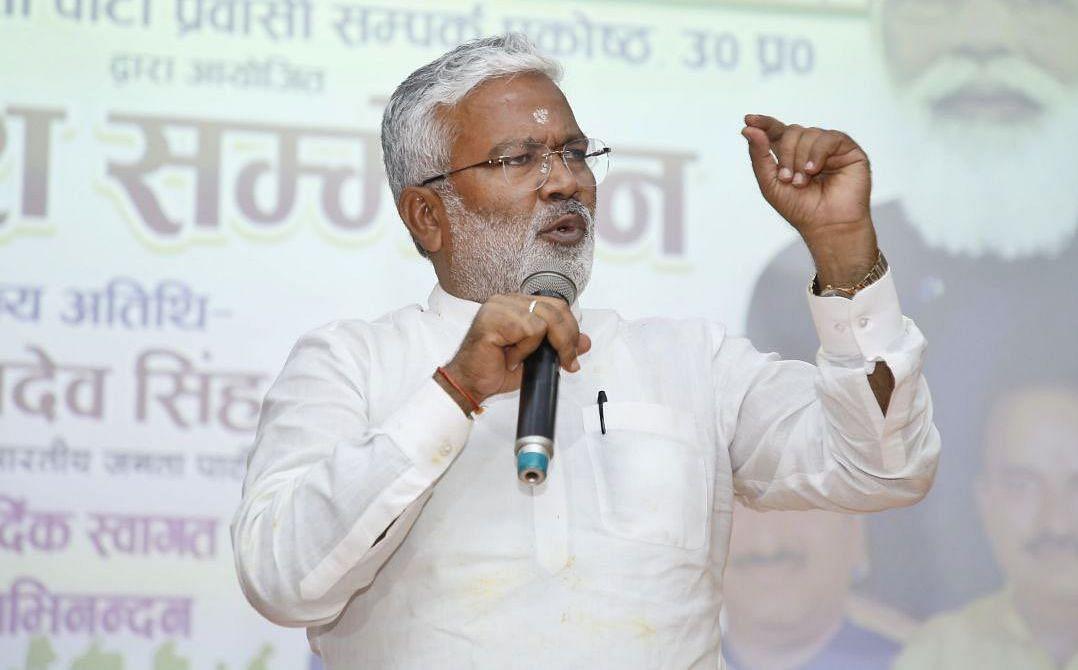 UP News: काशी में स्वतंत्र सिंह देव, मोदी-योगी सरकार की तारीफ करते हुए बोले- विकास हमारा पहला धर्म