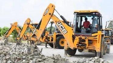 Kanpur News: अवैध निर्माणों पर चला कानपुर विकास प्राधिकरण का बुलडोजर, करोड़ों की जमीन करायी खाली