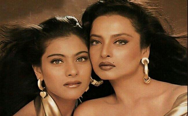 Happy Birthday Rekha: जब एक ही स्वेटर के अंदर नजर आईं थी रेखा और काजोल, इस फोटोशूट पर मचा था हंगामा