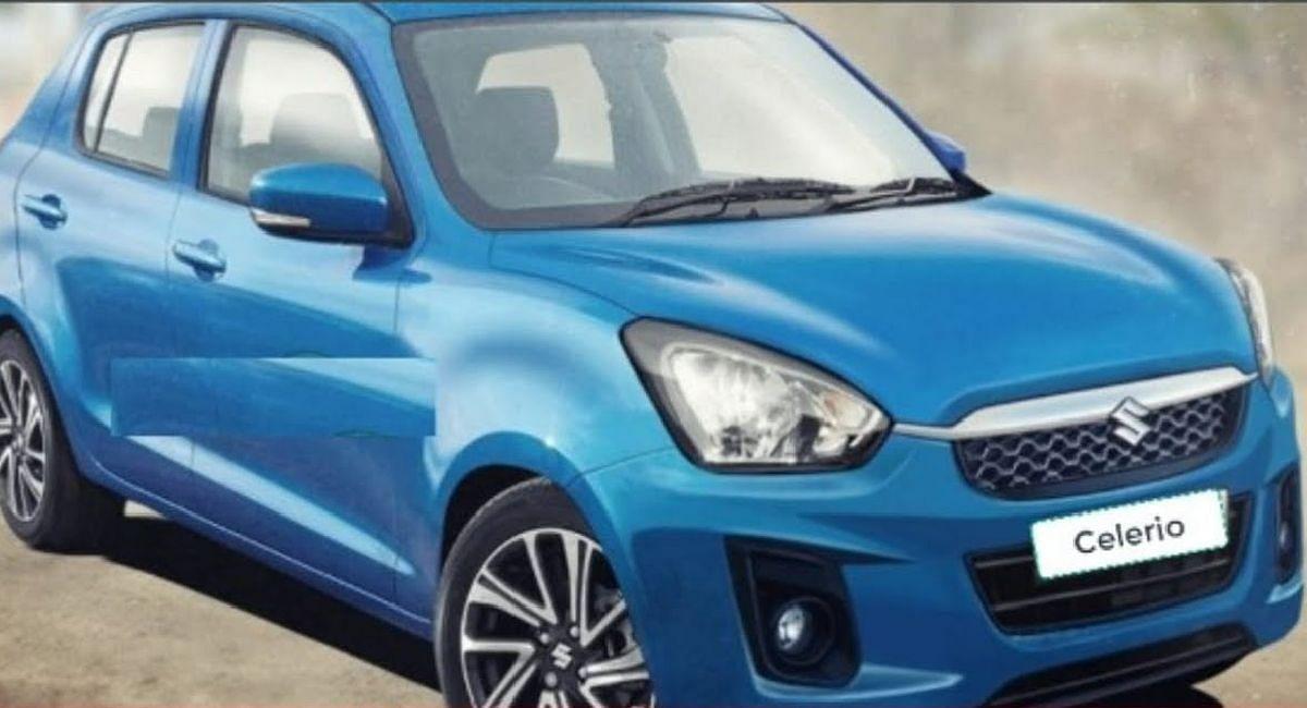 Maruti Suzuki Celerio नये रंग-रूप में जल्द होगी लॉन्च, Santro और Tiago को देगी टक्कर