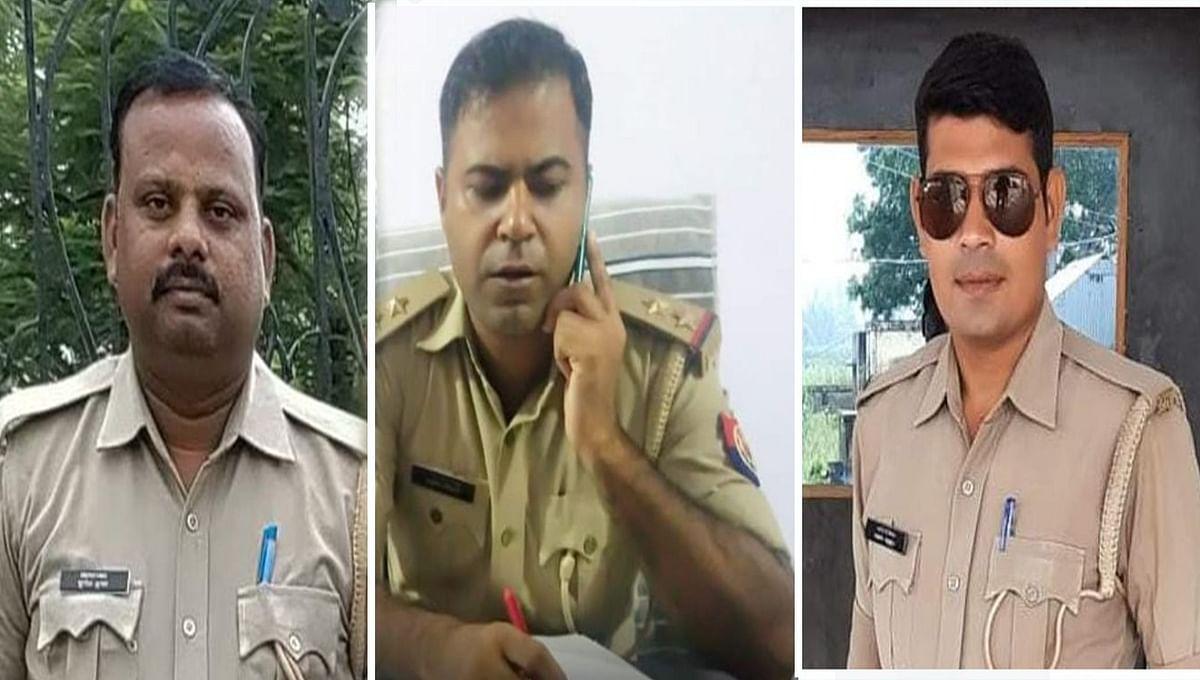मध्यप्रदेश के मुरैना में अलीगढ़ के सब इंस्पेक्टर समेत तीन पुलिसकर्मियों की मौत, सीएम योगी ने जताया शोक