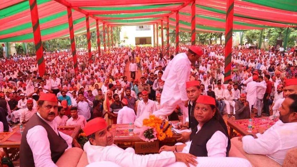 Bareilly News: लखीमपुर की घटना से किसान नाराज, गृह राज्यमंत्री का इस्तीफा जरूरी: धर्मेंद्र यादव