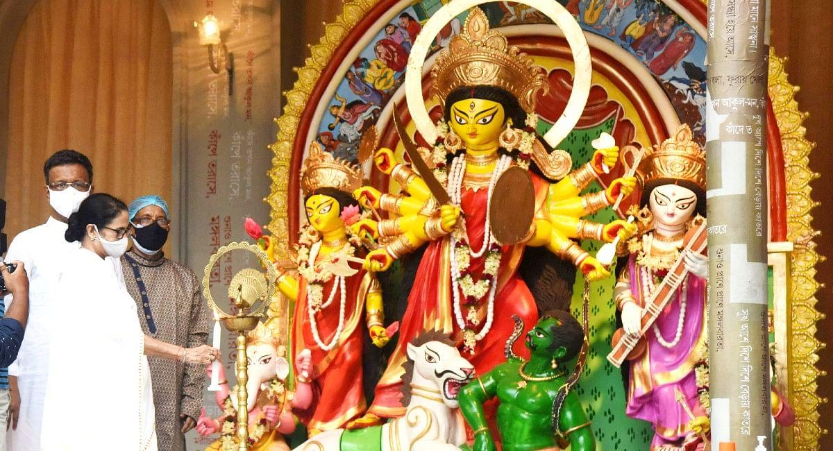 navratri 2021: दुर्गा पूजा में 32 हजार करोड़ रुपये से अधिक का होता है कारोबार