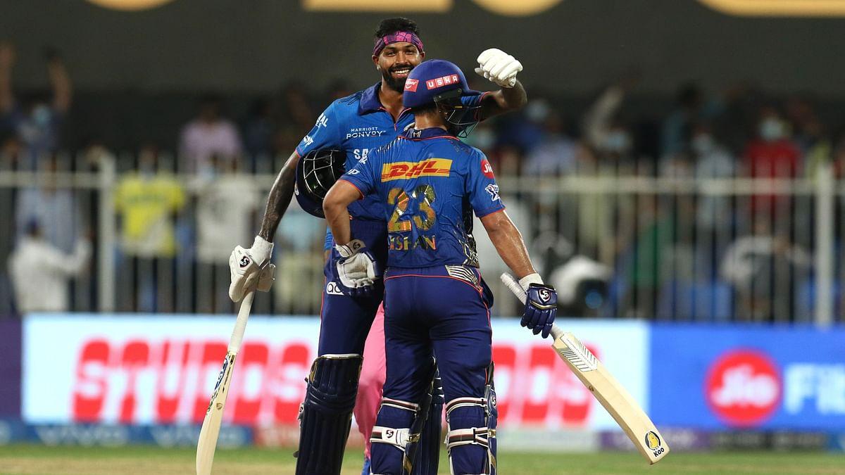 IPL 2021: रोहित शर्मा को चाहिए सिर्फ एक जीत, इस समीकरण से प्लेऑफ में पहुंच सकती है मुंबई इंडियंस