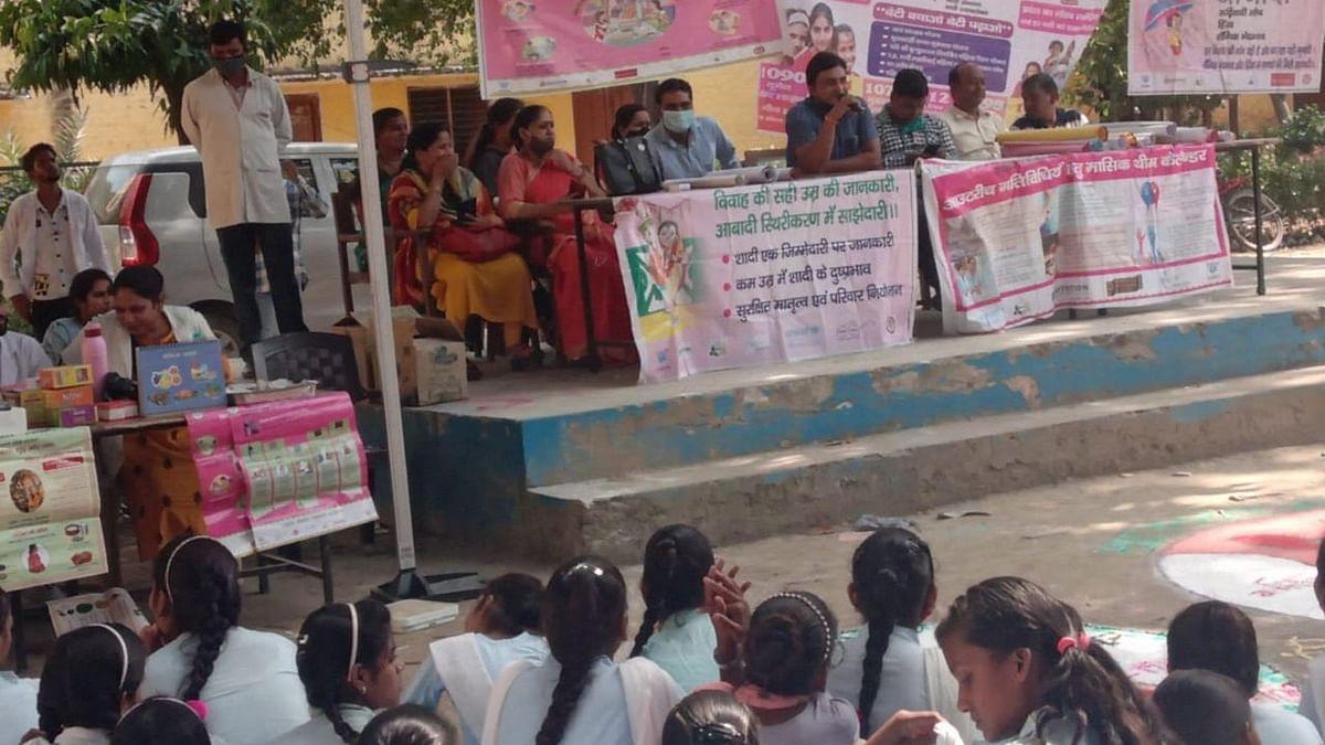 Bareilly News: 'देश की रीढ़ हैं युवा, हर बच्चे को किया जाए शिक्षित', बोले विधायक श्याम बिहारी लाल