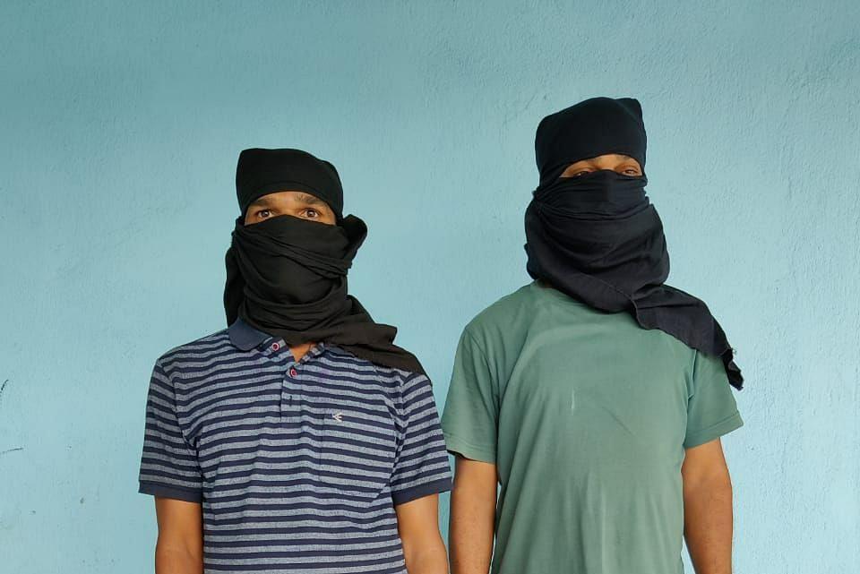Jharkhand News : नक्सलियों के खिलाफ पुलिस को मिली सफलता, हथियार के साथ 2 पीएलएफआई उग्रवादी गिरफ्तार