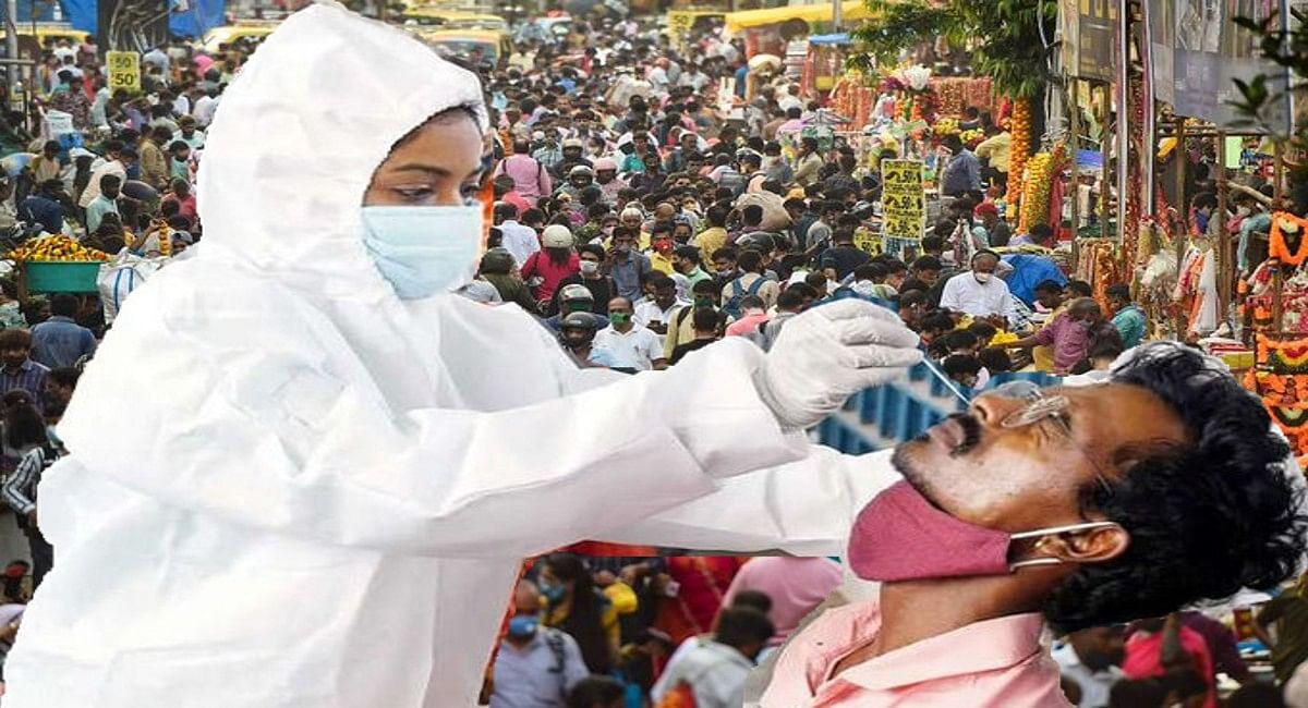 फिर डराने लगा है कोरोना वायरस, त्योहारों के दौरान फिर लौट रहे 9 महीने वाले पुराने हालात