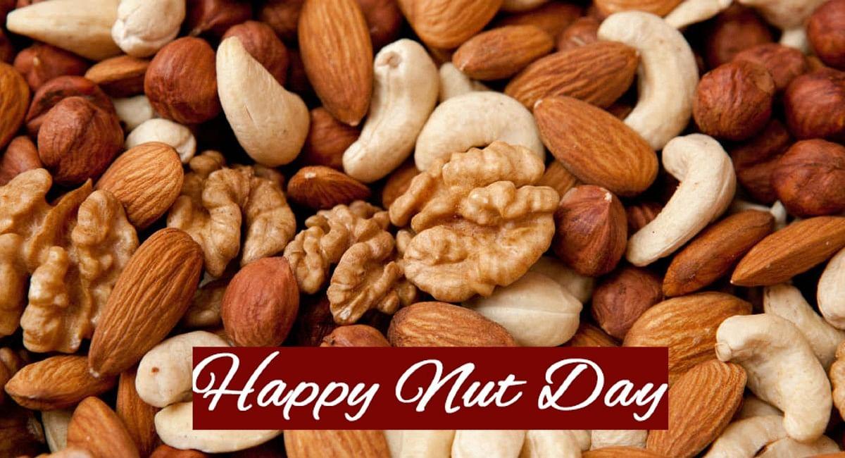 National Nut Day 2021: बादाम से लेकर अखरोट तक, आपके स्वास्थ्य को बेहतर बनाएंगे ये ड्राई फ्रूट