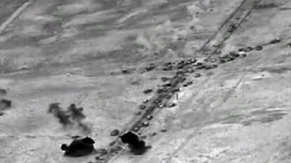 अमेरिका ने सीरिया में किया हवाई हमला, अलकायदा के प्रमुख नेता को मार गिराया