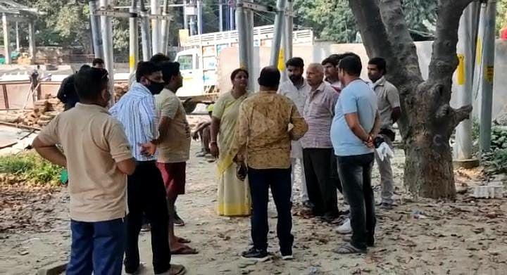 Kanpur News: पुलिस चौकी से चंद कदम की दूरी पर युवक की हत्या, दोषी पर कार्रवाई करने की मांग