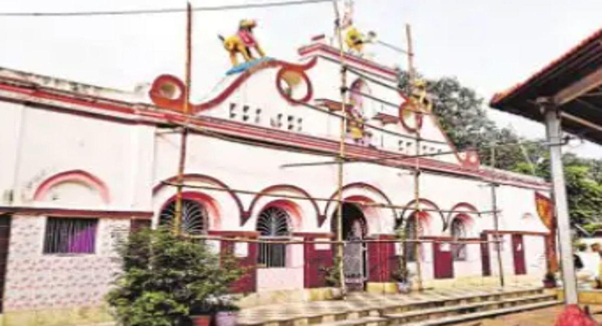 Durga Puja 2021: झरिया राजागढ़ में 500 साल पहले शुरू हुई थी मां दुर्गा की आराधना,आज भी निभायी जा रही है परंपरा