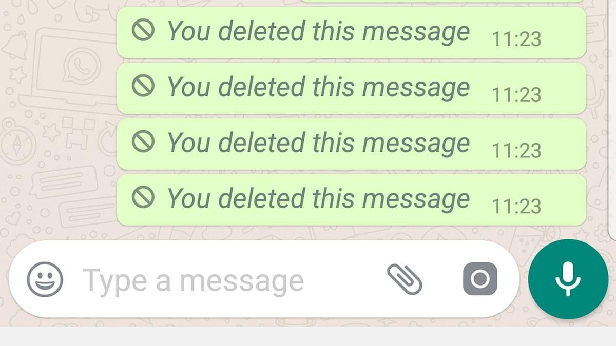 WhatsApp Tips: किसी ने भेजकर डिलीट कर दिया हो मैसेज, तो जानें उसे देखने की सीक्रेट ट्रिक