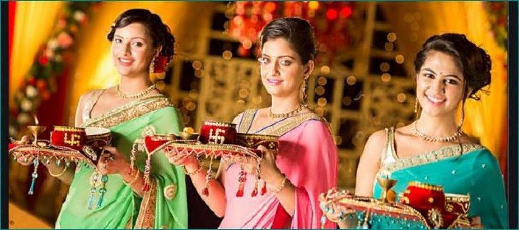 Karwa Chauth के लिए राशि अनुसार पहनें शुभ रंग, बढ़ेगा प्यार, रिश्ते की डोर होगी ज्यादा मजबूत