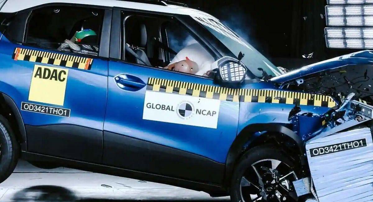 Tata Punch: सस्ती कार मजबूती में भी बेमिसाल, मिली 5 स्टार सेफ्टी रेटिंग
